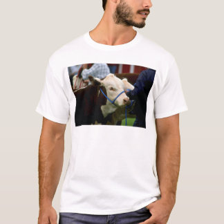 Hereford Cattle T-Shirt