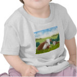 Hereford Cow and Calf Tee Shirt