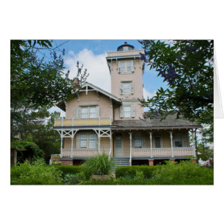 Hereford Inlet Lighthouse Card