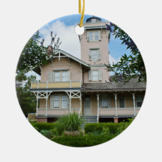 Hereford Inlet Lighthouse Ceramic Ornament