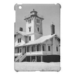 Hereford Inlet Lighthouse iPad Mini Cases