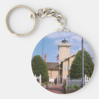 Hereford Inlet Lighthouse Key Chain