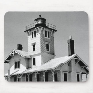 Hereford Inlet Lighthouse Mouse Pads