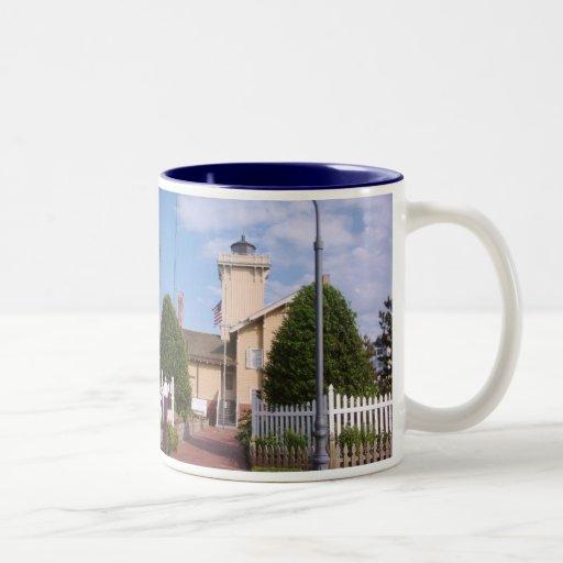 Hereford Inlet Lighthouse Mug