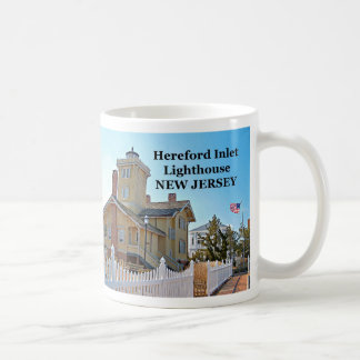 Hereford Inlet Lighthouse, New Jersey Mug