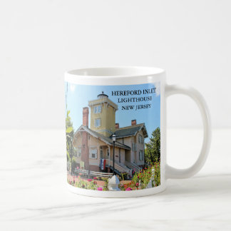 Hereford Inlet Lighthouse, New Jersey Mug