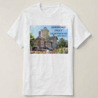Hereford Inlet Lighthouse, New Jersey T-Shirt