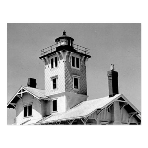 Hereford Inlet Lighthouse Post Card
