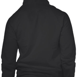 Hereford map stylized hoodie pullover
