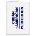 Herencia americana cubana felicitaciones