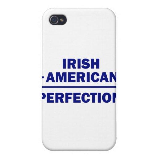 Herencia americana irlandesa iPhone 4 fundas