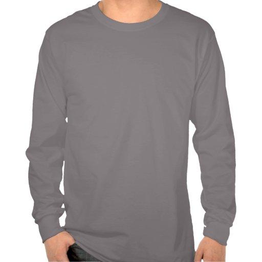 Herencia Eagle negro Camisetas