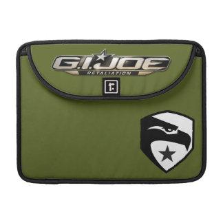 Herencia Eagle negro Fundas Para Macbook Pro