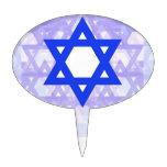Herencia judía,… la estrella de David Palillos De Tarta
