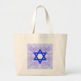 Herencia judía,… la estrella de David Bolsa De Mano