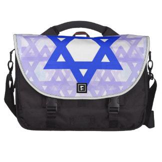 Herencia judía,… la estrella de David Bolsas Para Portátil