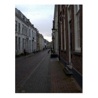 Herenstraat, Utrecht Postcard