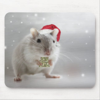 Here's a little Christmas gift for you xxx Mouse Pad