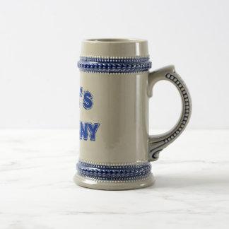 Here's Granny Tankard Beer Stein