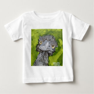 Here's lookin at you , 5x5 Acrylic on Canvas, @Kat Baby T-Shirt