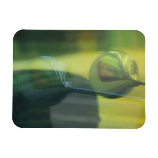 Here's Looking At You 2013 photograph Rectangular Photo Magnet