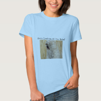 Here's Looking at You Babe! Tee Shirt