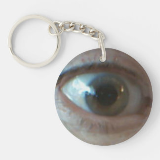 Here's Looking at you Kid, Round Keychains