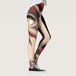 Heres Looking At You Leggings