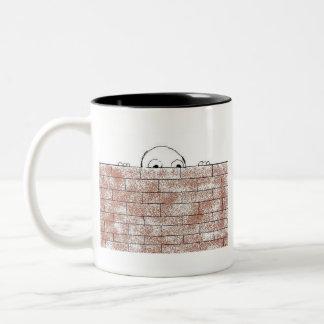 Here's looking at you! - mug