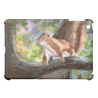 Here's Looking At You Squirrel IPad Case