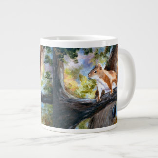 Here's Looking At You Squirrel Specialty Mug