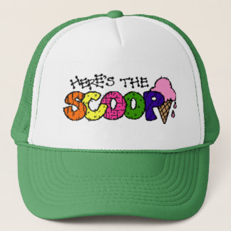 Here's the Scoop Hat