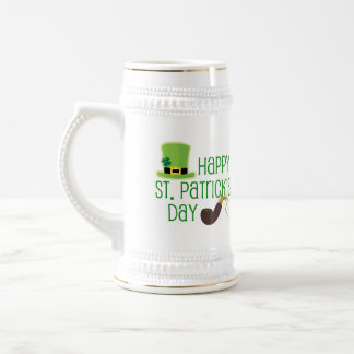 Here's to old Ireland-St. Patrick's Day Toast 18 Oz Beer Stein