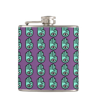 Here's to the Aliens... Flask