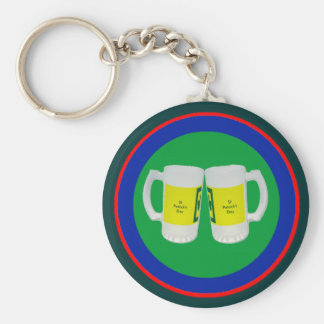 Here's to those who'd love us If we only cared. Keychain