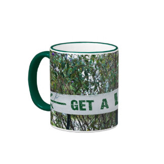 Here's Your Sign Ringer Coffee Mug