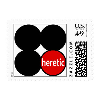 Heretic Stamp