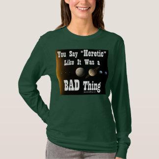 Heretic Women's Long Sleeve T-Shirt