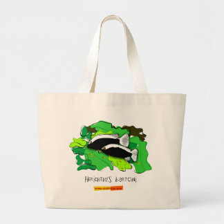 Herichthys bartoni canvas bags