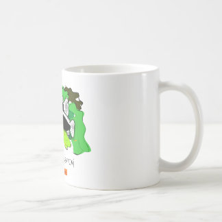 Herichthys bartoni coffee mug
