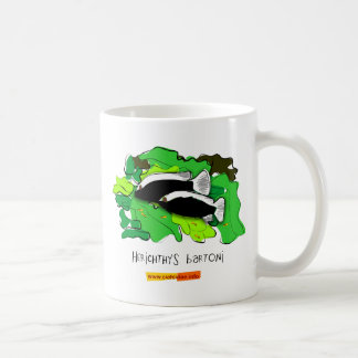 Herichthys bartoni coffee mugs