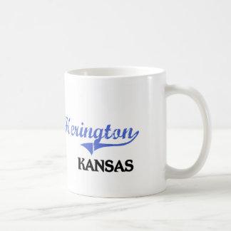 Herington Kansas City Classic Mugs