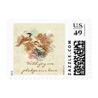 Heritage Birds Postage Stamp
