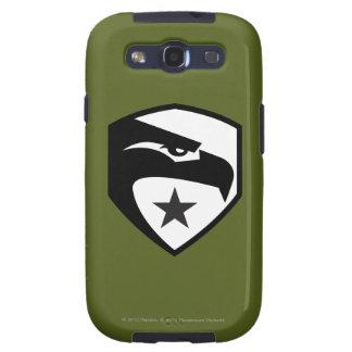Heritage Black Eagle Galaxy S3 Case