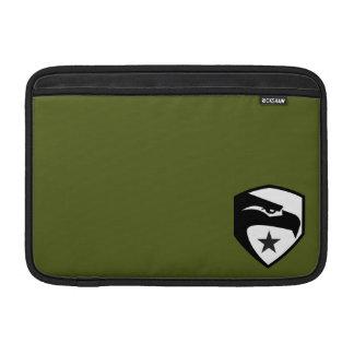 Heritage Black Eagle MacBook Sleeve