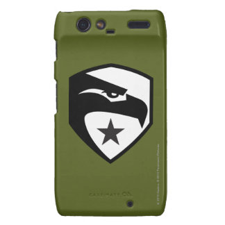 Heritage Black Eagle Motorola Droid RAZR Covers