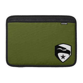 Heritage Black Eagle Sleeve For MacBook Air