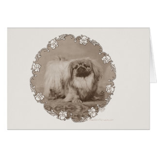 Heritage Stationery Note Card