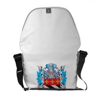 Heritage Coat of Arms - Family Crest Courier Bag