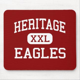 Heritage - Eagles - Middle - Longmont Colorado Mouse Pad